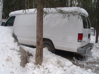 Picture of 2000 Ford Econoline Cargo 3 Dr E-350 Super Duty Cargo Van Extended, exterior