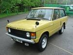1985 Land Rover Range Rover Overview