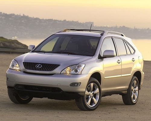Cars Compared To 2006 Lexus RX 330