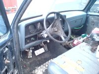 1987 Dodge Ram 50 Pickup picture, interior