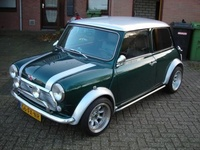 1976 Morris Mini Overview