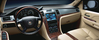 2008 Cadillac Escalade EXT Base picture, interior