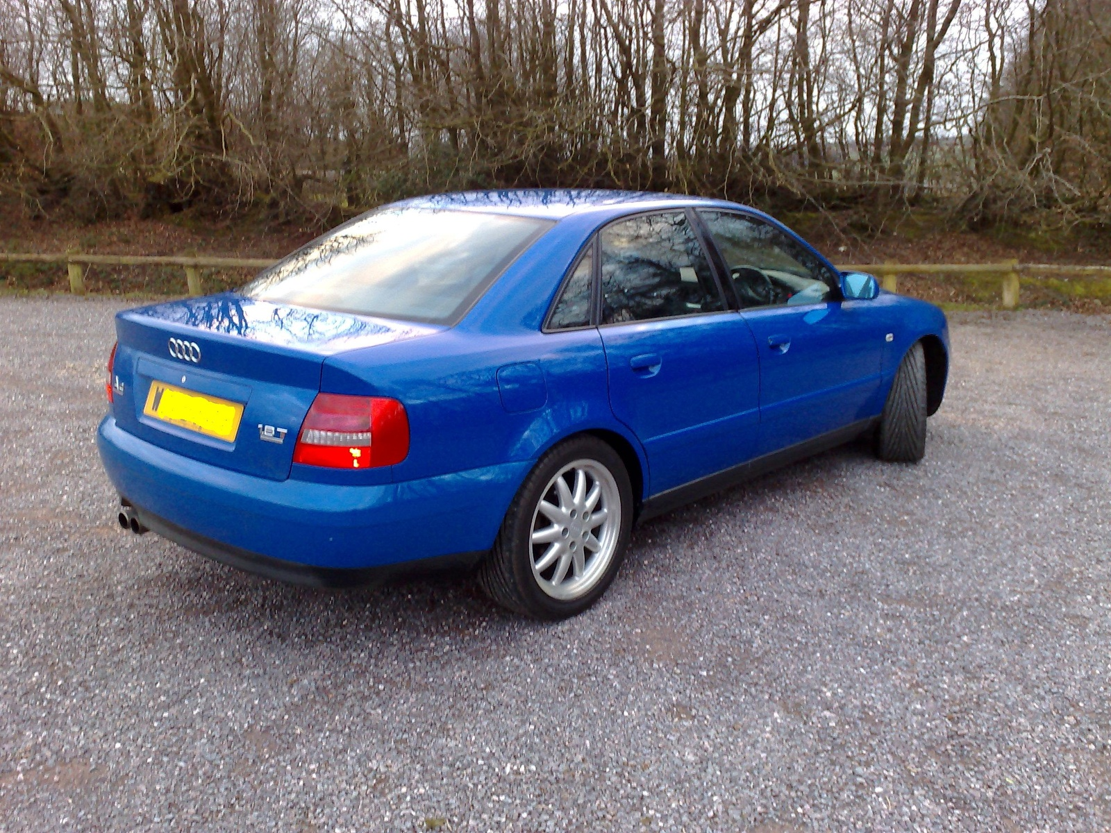 2001 Audi A4 3 0 infomation specifications WeiLi