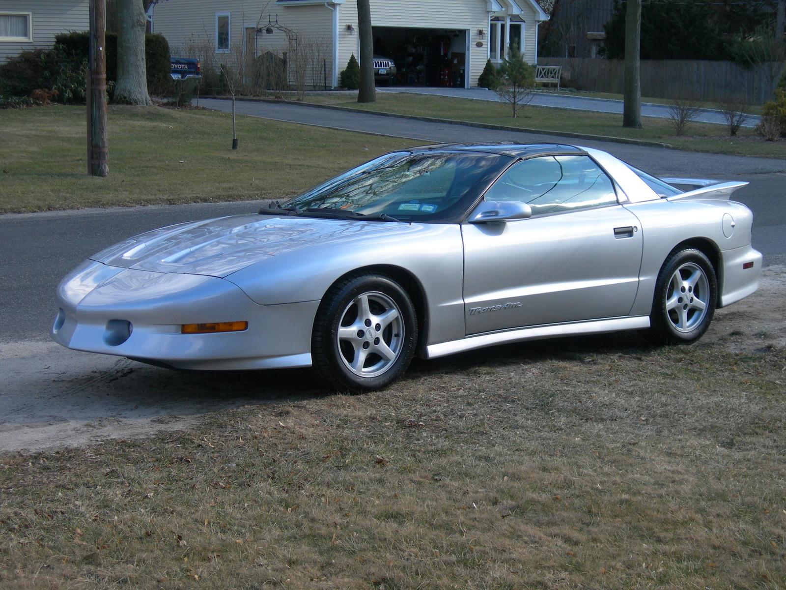 1995 Pontiac Trans Am Pictures Cargurus