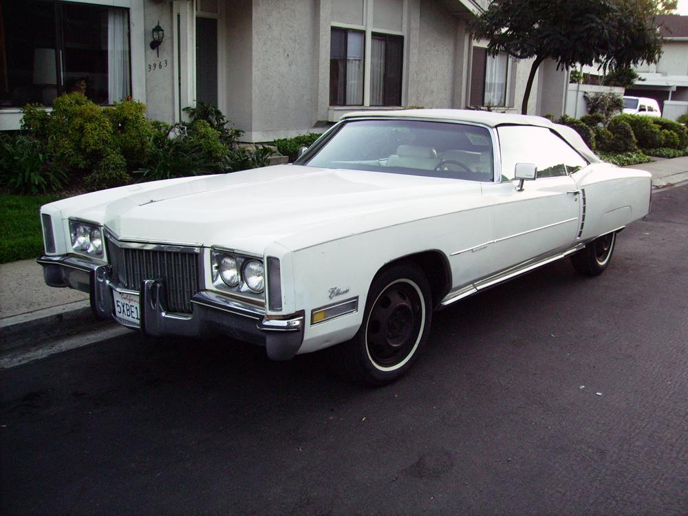 1972 Cadillac Eldorado Pictures Cargurus