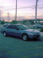 Picture of 1990 Honda Accord LX Coupe
