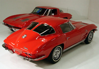 Picture of 1963 Chevrolet Corvette Coupe, exterior