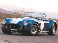 1961 Shelby Cobra Overview