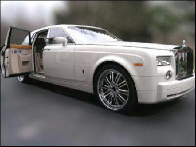 Famous Rolls Royce