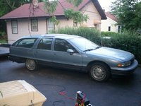 Picture of 1991 Oldsmobile Custom Cruiser 4 Dr STD Wagon, gallery_worthy