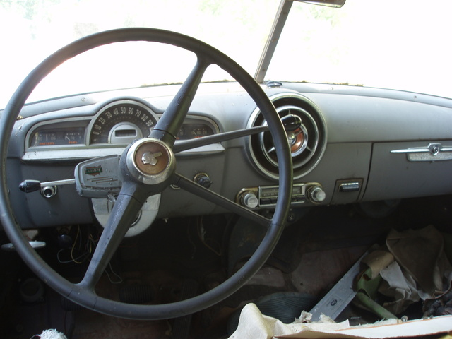 Picture of 1952 Pontiac Chieftain, interior, gallery_worthy