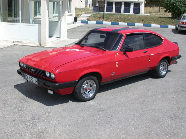 Picture of 1980 Ford Capri, gallery_worthy