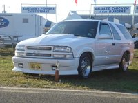 Picture of 2003 Chevrolet Blazer 2 Dr Xtreme SUV