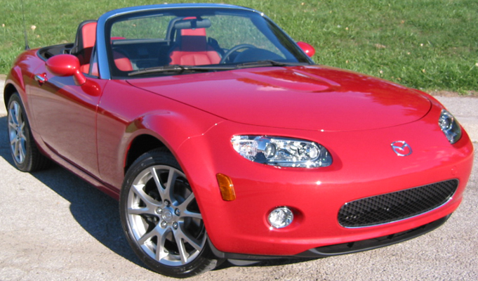 2006 Mazda MX-5 Miata 3rd Generation Ltd picture