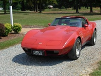1979 Chevrolet Corvette Coupe picture, sweet