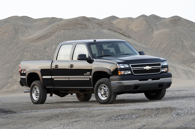 Picture of 2007 Chevrolet Silverado Classic 2500HD, gallery_worthy