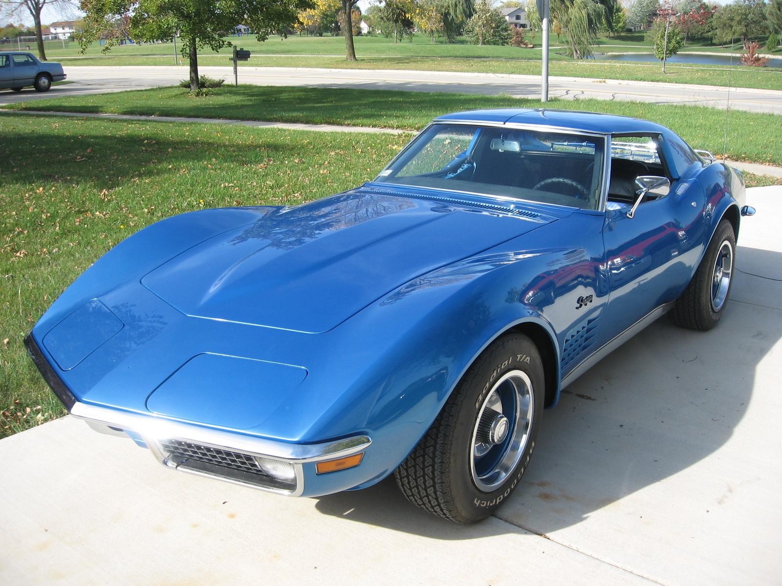 1970 Chevrolet Corvette Coupe picture, exterior