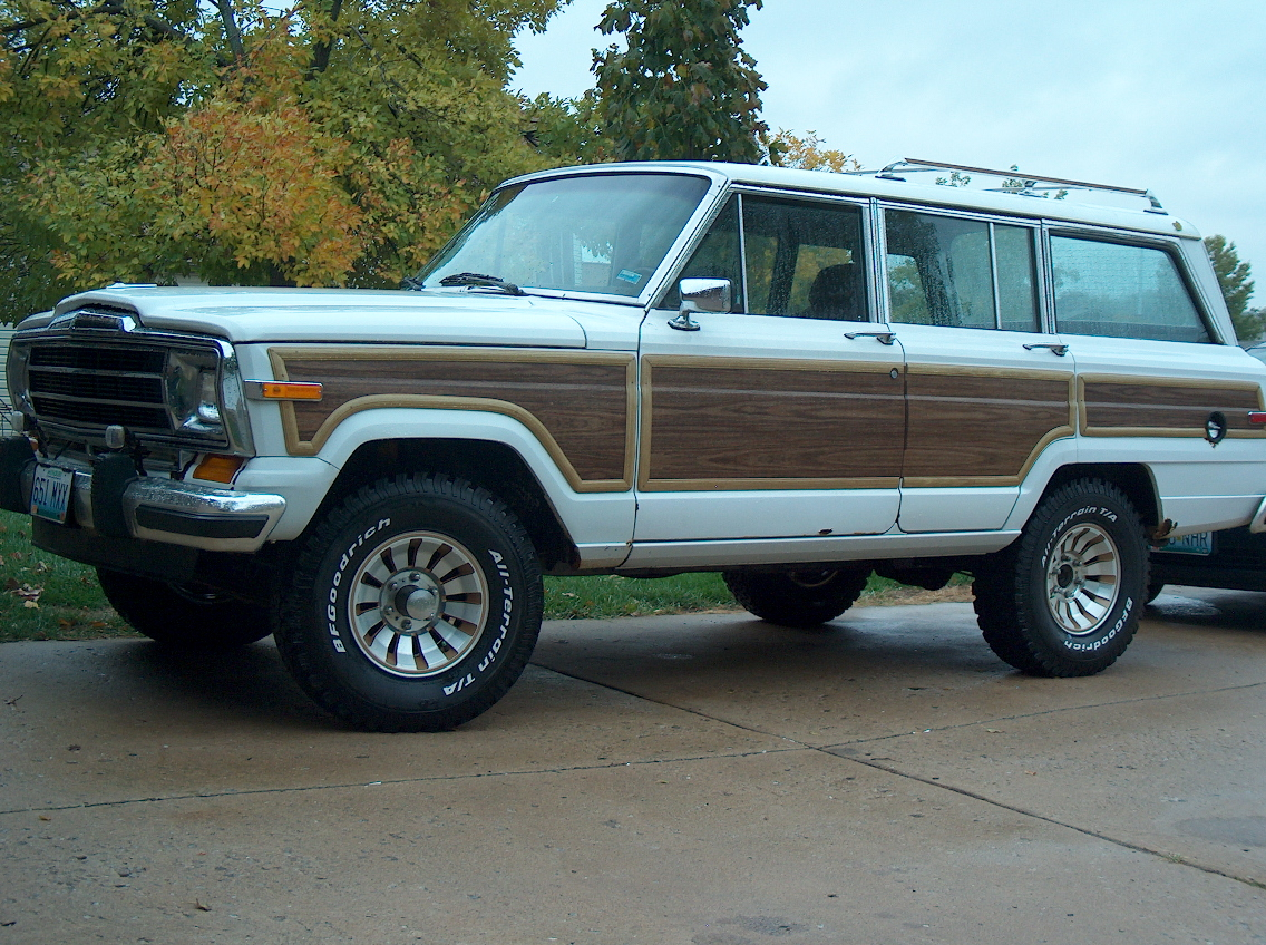 1991 jeep grand wagoneer pictures cargurus. Black Bedroom Furniture Sets. Home Design Ideas