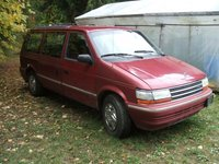 Picture of 1992 Plymouth Grand Voyager FWD, gallery_worthy