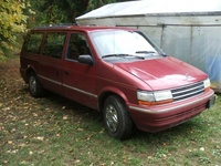 1992 Plymouth Grand Voyager Overview
