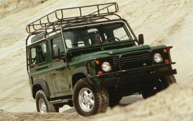 Pics Aplenty Land Rover