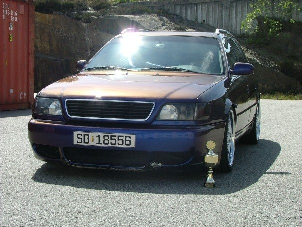Picture of 1996 Audi A6