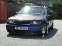 1996 Audi A6 Overview