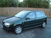 Picture of 2001 Skoda Fabia, gallery_worthy