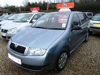 Picture of 2002 Skoda Fabia, gallery_worthy