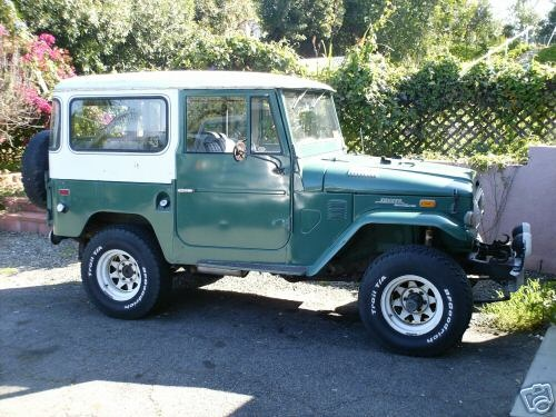 Picture of 1983 Toyota FJ40, gallery_worthy