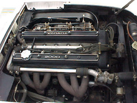 Picture of 1969 Toyota 2000GT, engine