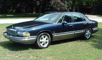 "1992 Buick Park Avenue Ultra FWD, 1992 Buick Park Avenue Ultra Supercharged Sedan - 16"" Oldsmobile Alero Rims, gallery_worthy"
