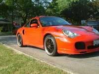 Picture of 2001 Porsche 911 Turbo AWD, exterior