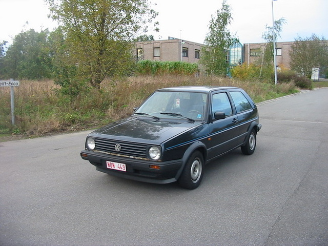1986 Volkswagen Golf Overview Cargurus