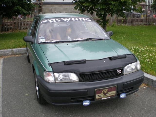 Sienna Hybrid >> 1995 Toyota Tercel - Pictures - CarGurus