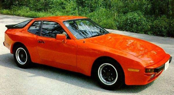 Picture of 1982 Porsche 944