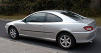 Picture of 2004 Peugeot 406, exterior, gallery_worthy