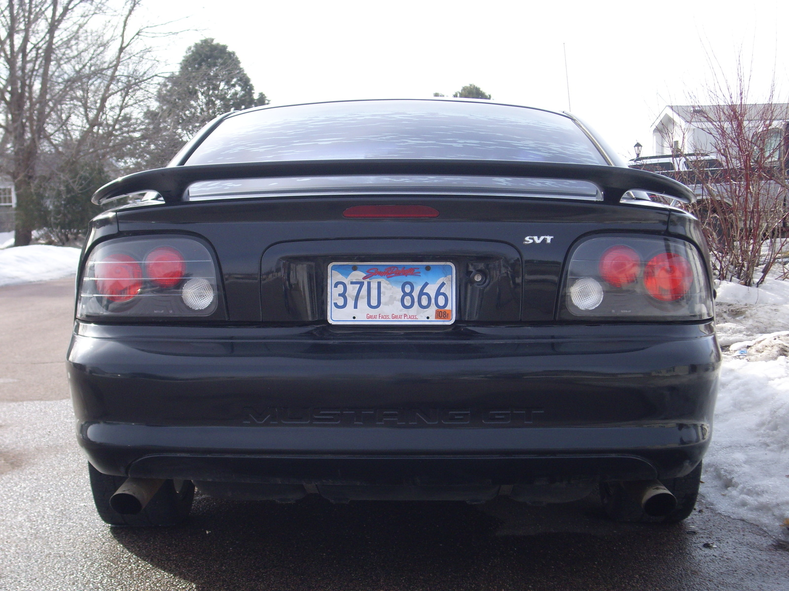 1995 Ford Mustang 2 Dr GT Coupe picture