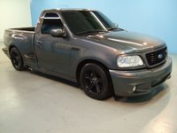 Picture of 2002 Ford F-150 SVT Lightning 2 Dr Supercharged Standard Cab Stepside SB, exterior, gallery_worthy