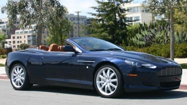 Picture of 2006 Aston Martin DB9 Volante Convertible RWD, exterior, gallery_worthy