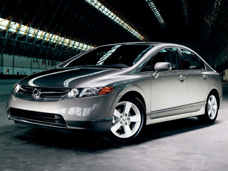 Marvelous 2008 Honda Civic Review