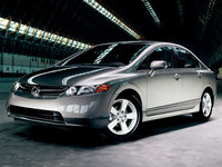 2008 Honda Civic Overview