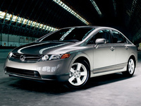 2008 Honda Civic Picture Gallery