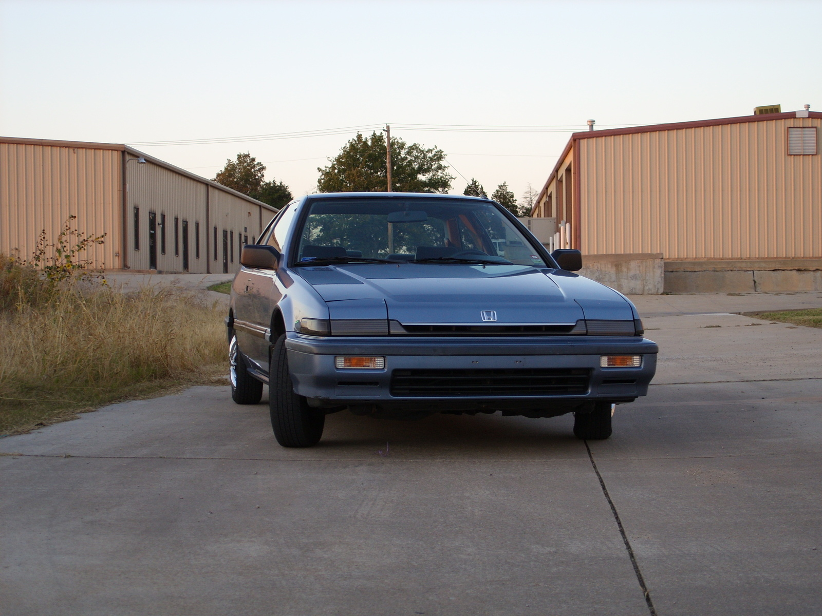Picture of 1989 Honda Accord DX Coupe, exterior