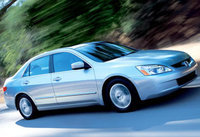 2005 Honda Accord Picture Gallery