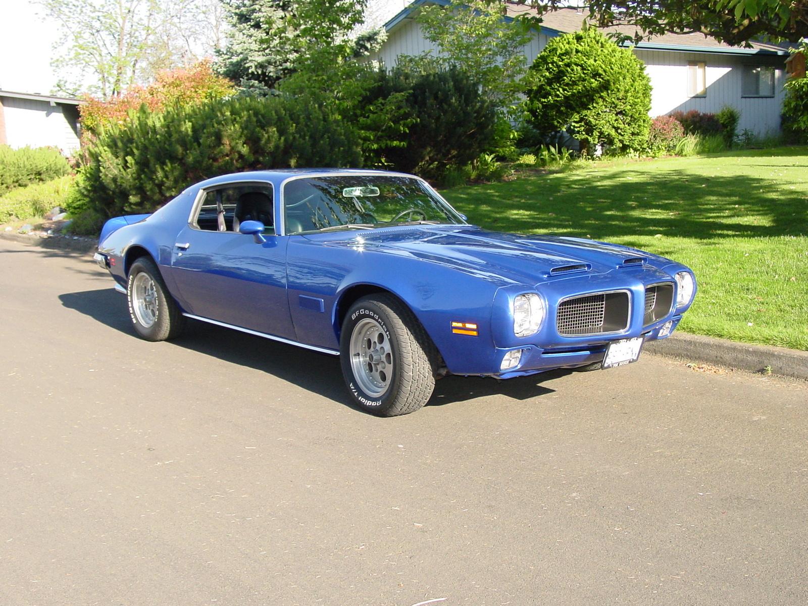 1971 Pontiac Firebird Pictures Cargurus