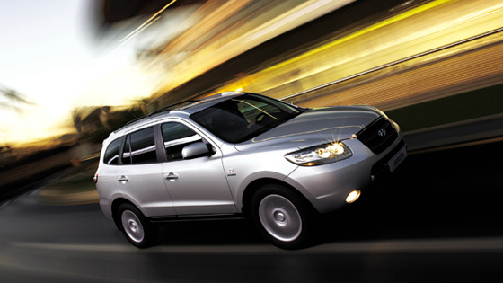 Picture of 2007 Hyundai Santa Fe 3.3L Limited AWD, exterior, gallery_worthy