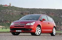 2004 Citroen C4 Overview