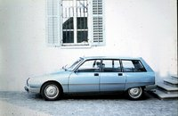1985 Citroen GS Overview