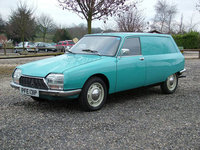 1975 Citroen GS Overview